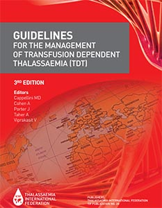 صورة Guidelines for the Management of Transfusion Dependent Thalassaemia, 3rd Edition (2014)