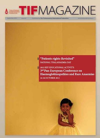 Photo of Issue 61 – September 2012
