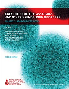 Photo of Prevention of Thalassaemias and Other Haemoglobin Disorders, Vol. 2: Laboratory Protocols (2012)
