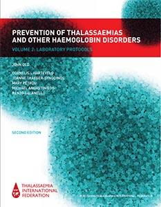 صورة Prevention of Thalassaemias and Other Haemoglobin Disorders, Vol. 2: Laboratory Protocols (2012)