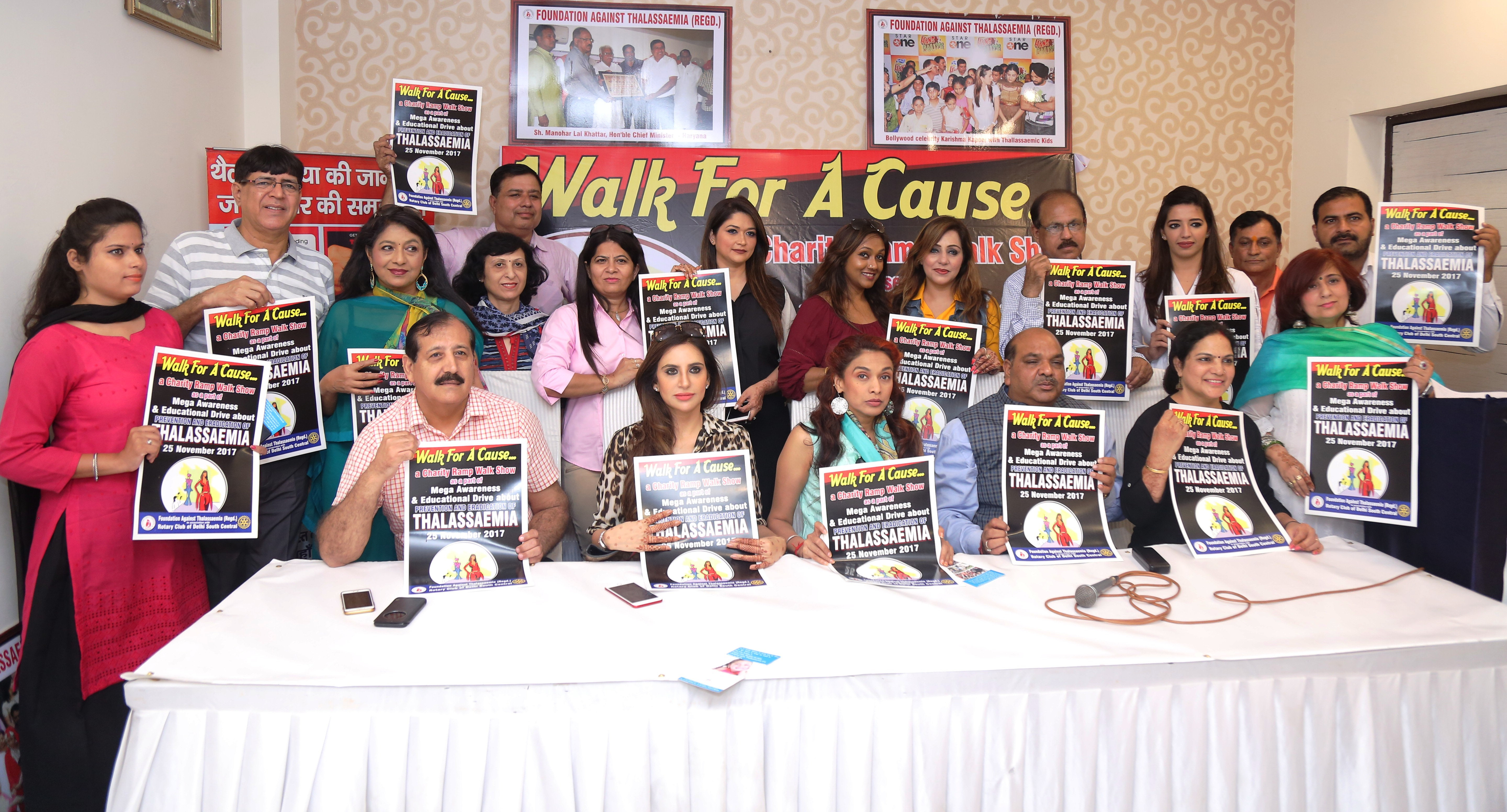 Photo of Walk-for-a-Cause, Faridabad