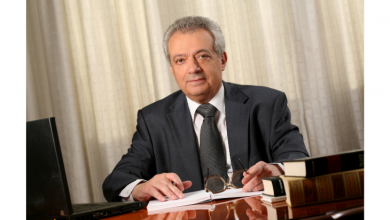 Photo of Mr Panos Englezos – President