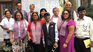 Photo of Delegation Visit by TIF & UKTS to Nepal – 4-6 August 2018