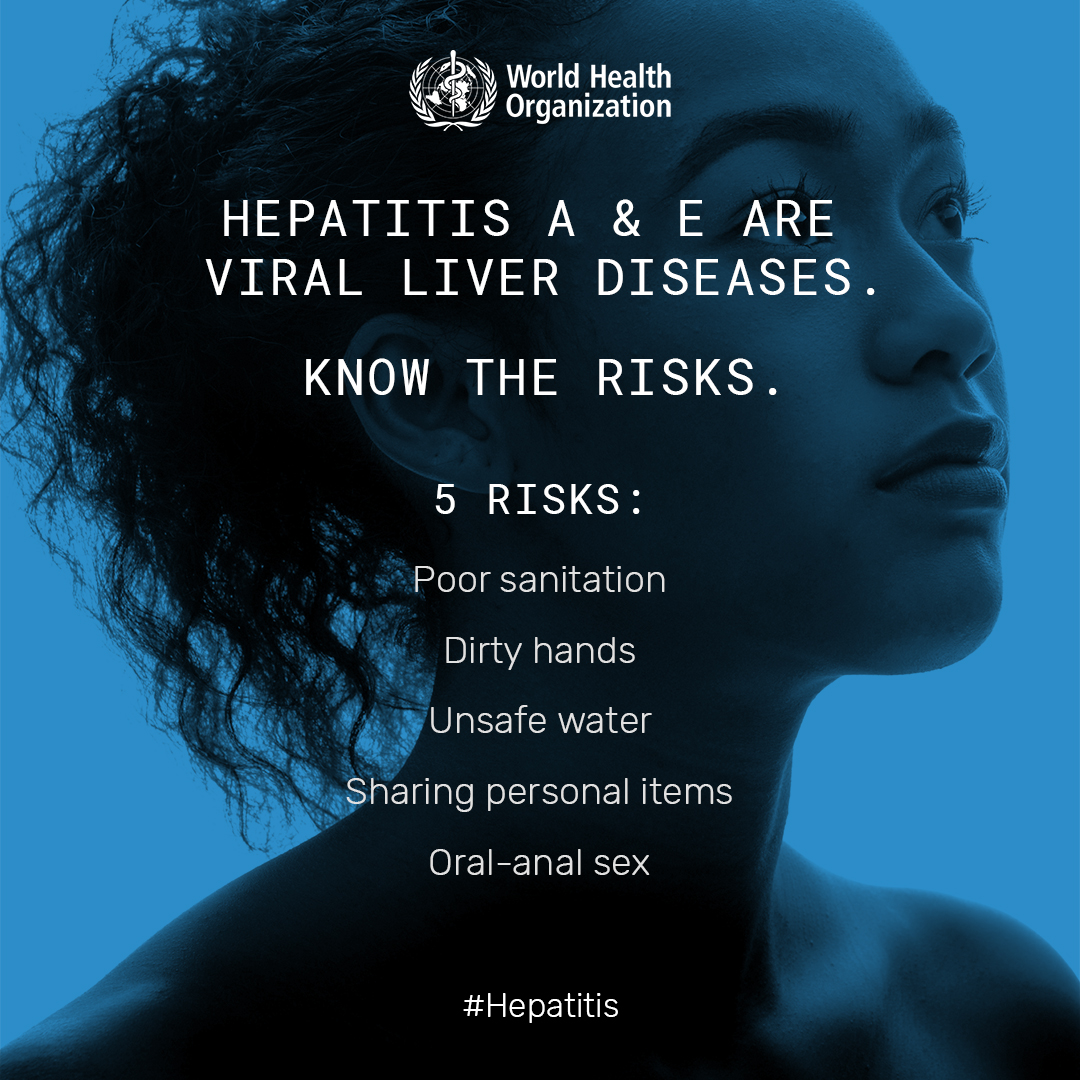 Bild von World Hepatitis Day 2019