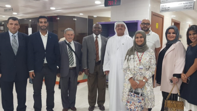 Photo of Delegation visit to Kuwait – 8-9 September 2019