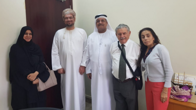 Photo of Delegation Visit to Oman – 10-11 September 2019