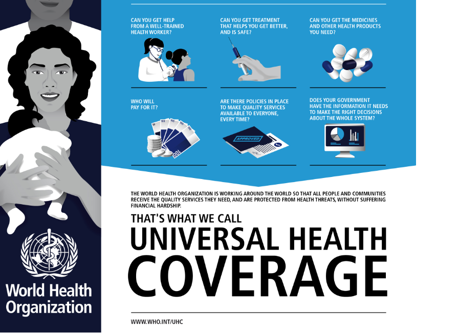 Bild von TIF welcomes landmark UN declaration on Universal Health Coverage