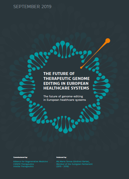 صورة The future of genome editing in Europe – Bringing together the views of government, industry, patient communities, and civil society' representatives