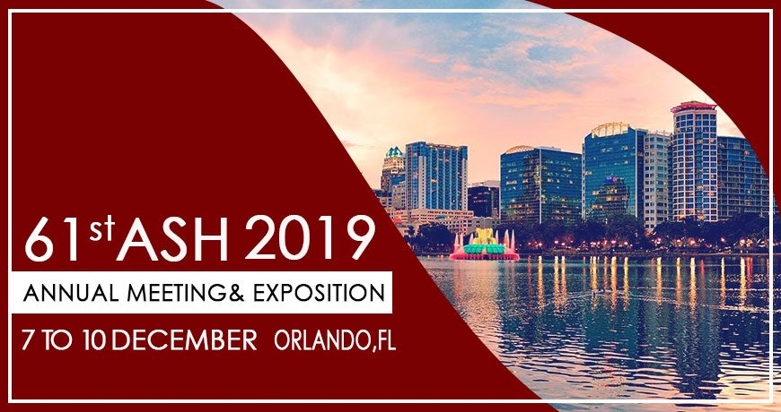 Bild von New and Updated Data on Key Thalassaemia & SCD Pipeline Therapies at the American Society of Hematology (ASH) 2019 Annual Meeting – 7-10 December 2019