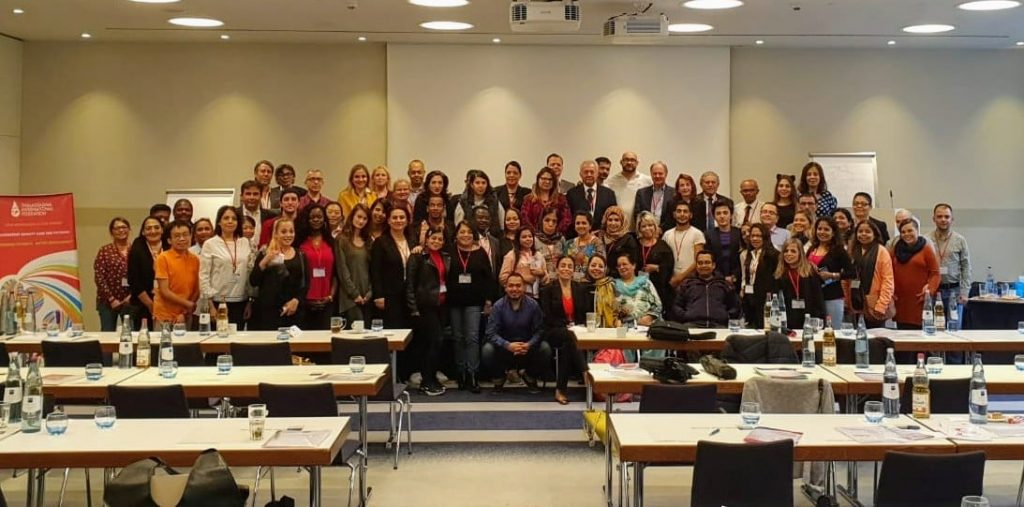 Photo of Capacity, Competence & Confidence: Building the three CS for patients' organizations – Hamburg, Germany – 12-13 October 2019