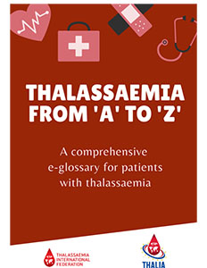 Bild von Thalassaemia from 'A' to 'Z': A comprehensive e-glossary for patients with thalassaemia (2019)