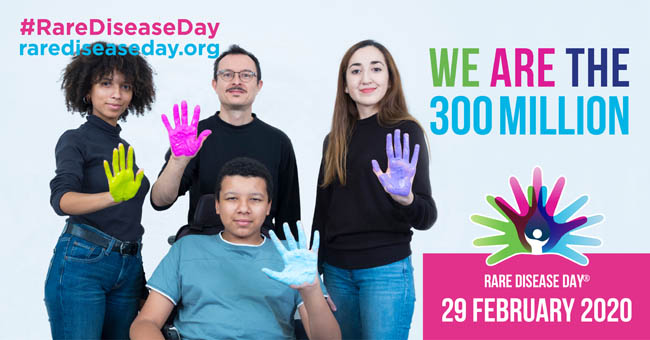 صورة Rare Disease Day 2020: Abundance of events & vast participation are expected in this year's RDD