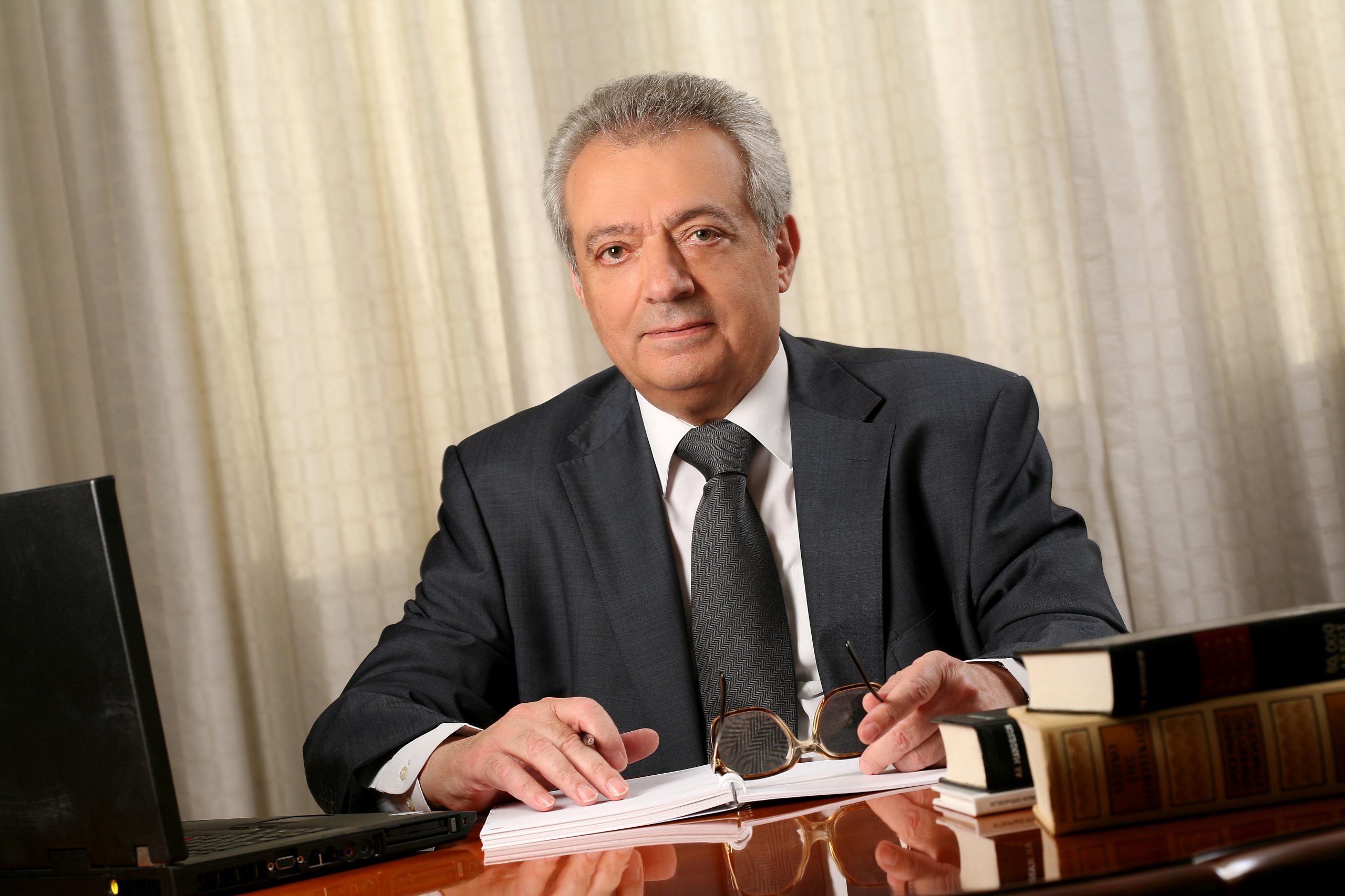 Photo of Panos Englezos Award