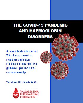Bild von The COVID-19 Pandemic & Haemoglobin Disorders (2020)