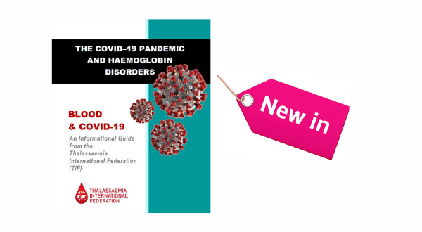 Bild von JUST LANDED: A new TIF Publication on Blood & COVID-19