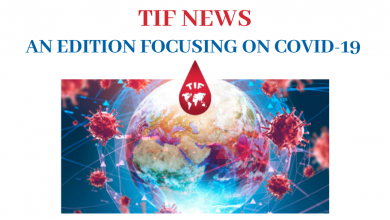Photo of TIF Newsletter – May 2020