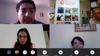 صورة COVID-19 & Haemoglobin Disorders: A TIF Webinar with Patient Advocates from Αfrica & the Eastern Mediterranean