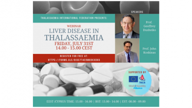 "Photo of ""Liver Disease & Thalassaemia"": En route to the 3rd TIF Webinar for Medical Specialists"
