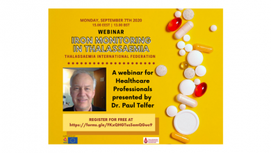 Bild von The eThalED Course Webinar Series Return With a New Session on Iron Monitoring in Thalassaemia
