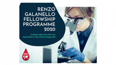 Bild von IMPORTANT ANNOUNCEMENT: TIF's Renzo Galanello Fellowship Programme 2020 To Be Rescheduled and Compressed