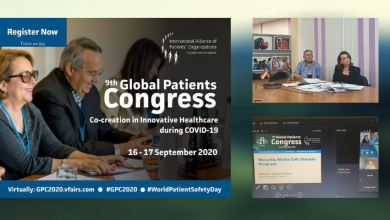 Photo de TIF Takes Active Part At The IAPO 9th Global Patients Congress