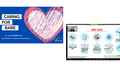 صورة TIF At The NORBS Online Regional Conference For Rare Diseases – 23 0ctober 2020
