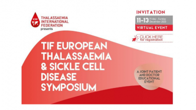 Photo de TIF European Thalassaemia & Sickle Cell Disease Symposium To Take Place On 11-13 December 2020
