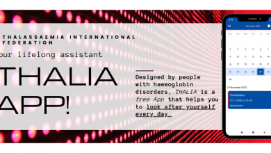 Photo de THALIA App: The Skilled Digital Assistant of People with Thalassaemia and Sickle Cell Disease