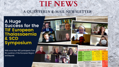 Photo of The New Issue of the TIF Newsletter Is Just Released