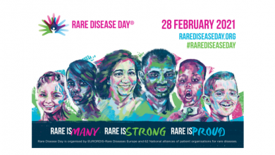 Bild von Time To Get Ready For Rare Disease Day 2021!