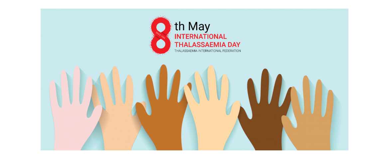Take Action For The International Thalassaemia Day 2021 – TIF
